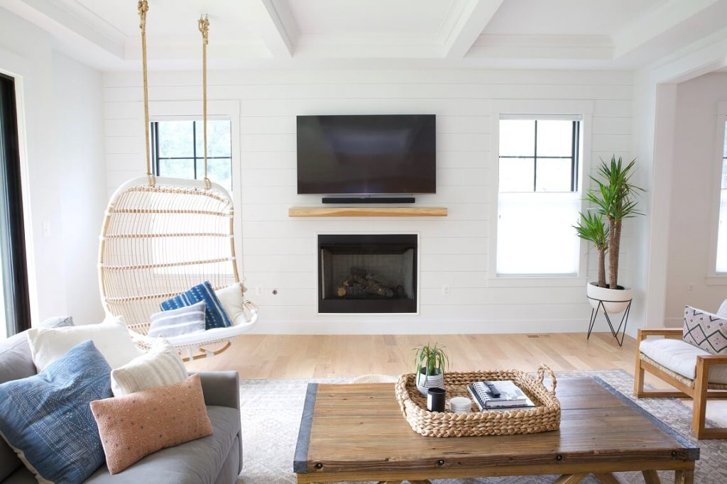 Fireplace Renovation - Design Pro Remodeling